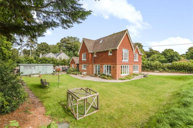 Thumbnail Detached house for sale in Park Lane, Ropley, Alresford, Hampshire