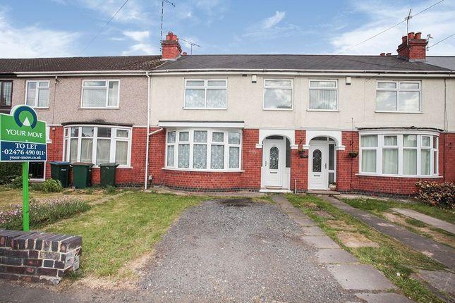 Glendower Avenue, Coventry CV5