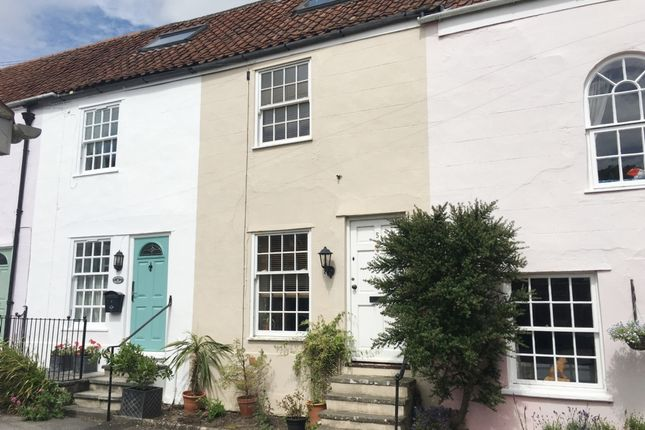 Thumbnail Terraced house to rent in St. Thomas Street, Wells