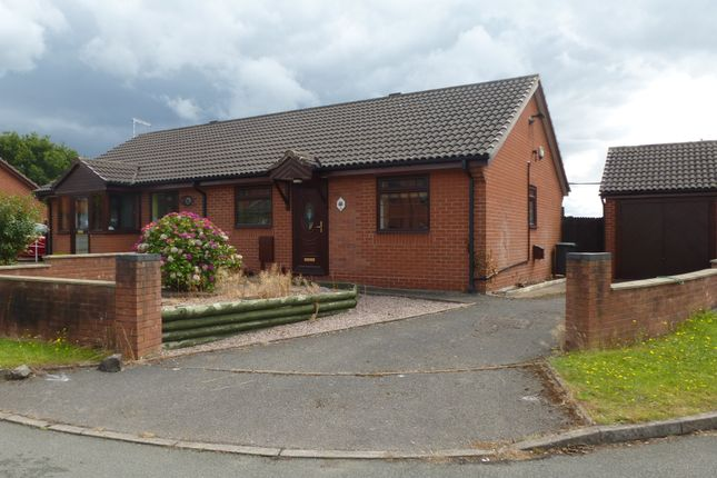 Thumbnail Semi-detached bungalow to rent in Tern View, Market Drayton