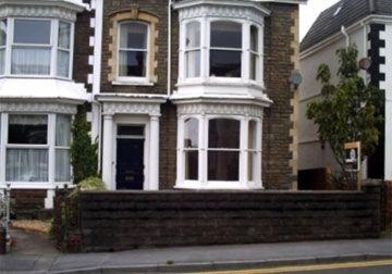 Thumbnail Flat to rent in New Road, Llanelli