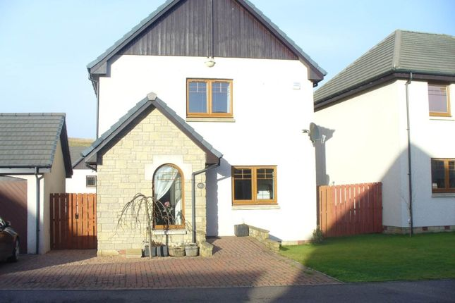 Thumbnail Detached house to rent in Emmock Woods Drive, Dundee