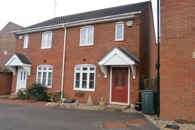 2 bed semi-detached house for sale in Blue Field, Singleton, Ashford