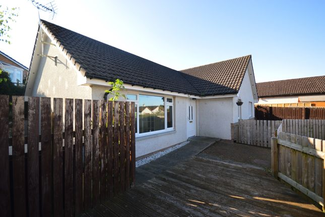 Thumbnail Bungalow for sale in Moray Park Avenue, Culloden, Inverness