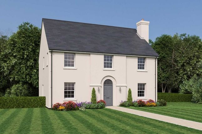 Thumbnail Detached house for sale in The Kilgetty, The Green, Llangenny Lane, Crockhowell