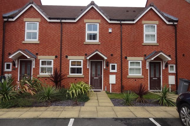 Thumbnail Terraced house to rent in Snitterfield Drive, Shirley, Solihull