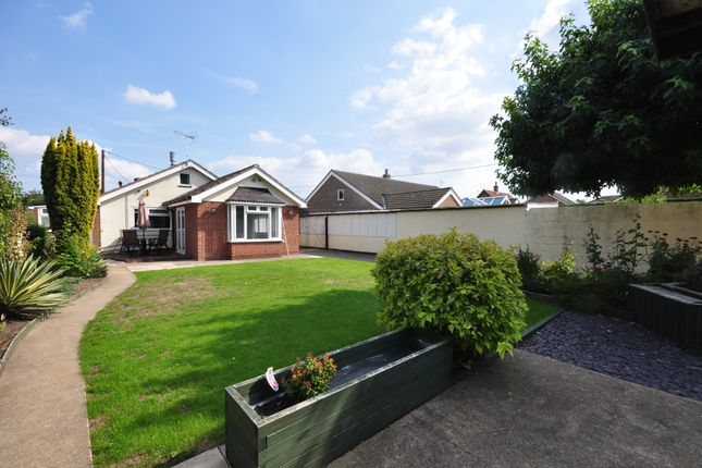 Thumbnail Detached bungalow for sale in Tavern Lane, Diss