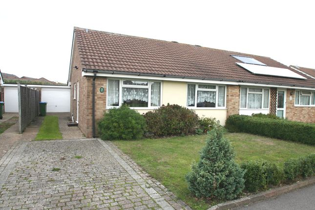 Thumbnail Bungalow to rent in Spenser Close, Warsash