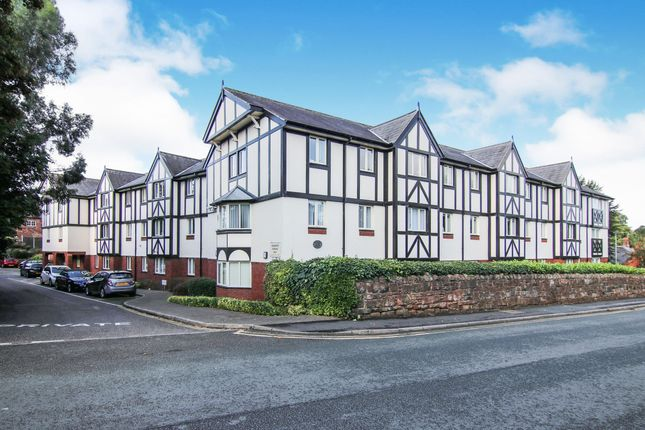Thumbnail Flat to rent in Queens Park House, Queens Park View, Chester