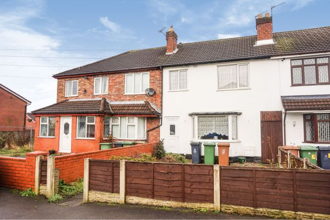 Front of Goscote Road, Pelsall, Walsall WS3