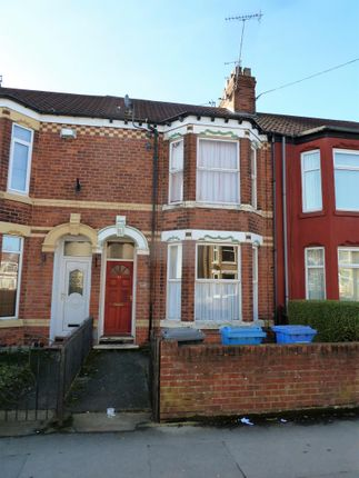 Thumbnail Semi-detached house to rent in Westcott Street, Hull