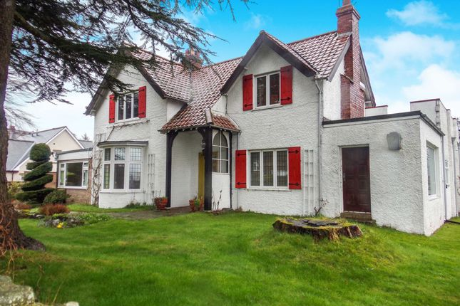 Thumbnail Detached house for sale in Ramseys Lane, Wooler