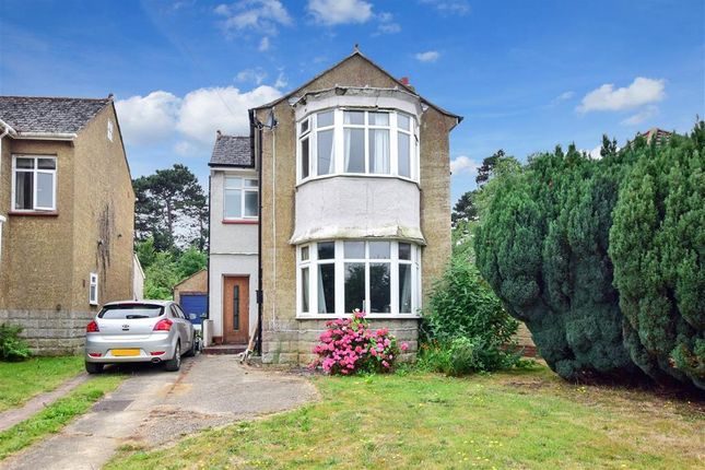 Thumbnail Detached house for sale in Lake Common Road, Sandown, Isle Of Wight