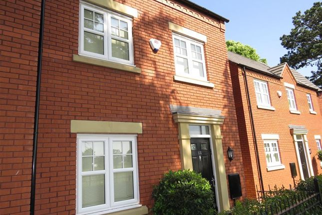 Thumbnail Property to rent in Upton Grange, Chester