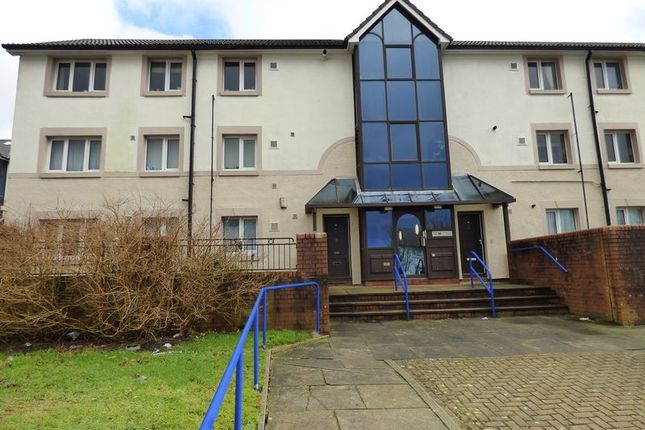Thumbnail Flat for sale in Juniper Court, Huncoat, Accrington