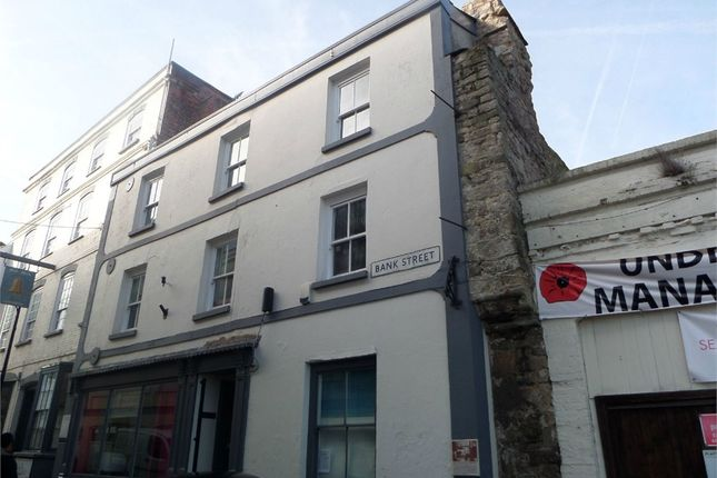 Thumbnail Flat to rent in 13 Bank Street, Chepstow, Monmouthshire