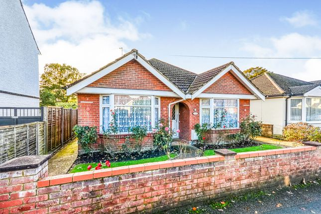 Thumbnail Detached bungalow for sale in Hatley Road, Southampton