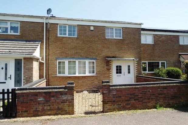 3 bed terraced house to rent in Ripon Road, Stevenage SG1