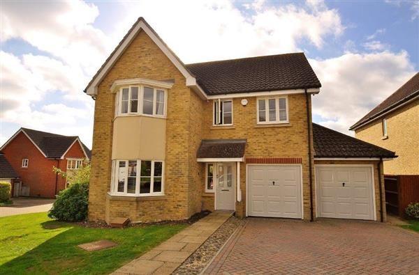 Thumbnail Detached house for sale in Freathy Lane, Kennington, Ashford