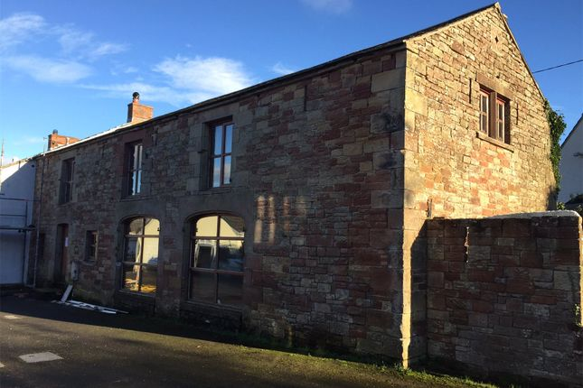 Thumbnail Barn conversion for sale in The Stables, Wiggonby, Wigton, Cumbria