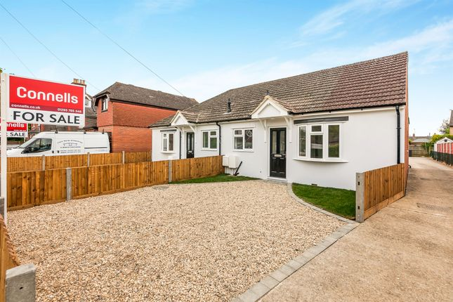 Thumbnail Semi-detached bungalow for sale in Parkhurst Road, Horley