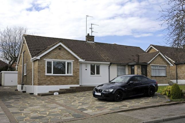 Thumbnail Semi-detached bungalow to rent in Hilborough Way, Farnborough, Orpington