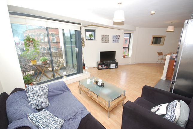 2 bed flat for sale in City Point, 150 Chapel Street, Salford, Greater Manchester