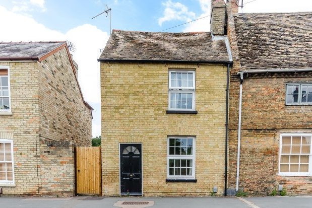 Thumbnail Flat to rent in Broad Street, Ely