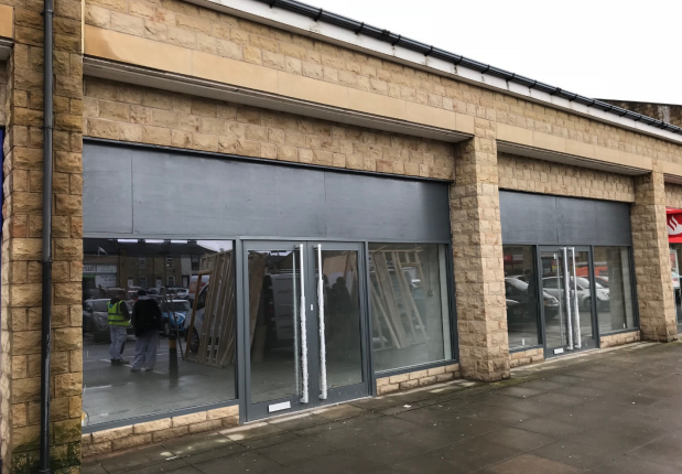 Thumbnail Retail premises to let in Unit H, The Briercliffe Shopping Centre, Briercliffe Road, Burnley, Lancashire