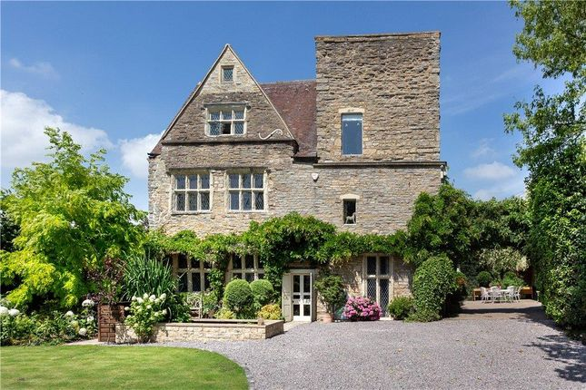 Thumbnail Detached house for sale in Mythe Road, Tewkesbury, Gloucestershire