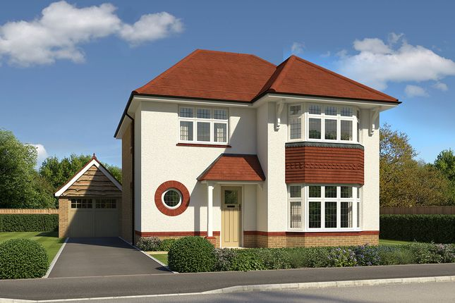 """Thumbnail Detached house for sale in """"Leamington Lifestyle"""" at Hatfield Road, Witham"""