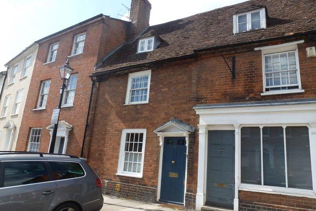 Thumbnail Town house to rent in Castle Street, Farnham
