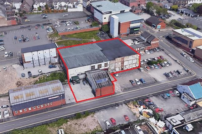 Thumbnail Industrial for sale in Warehouse And Offices, Ratton Street, Stoke-On-Trent
