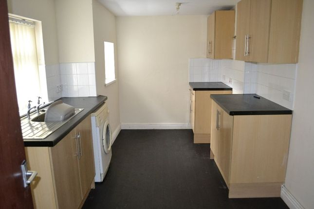 Thumbnail Terraced house to rent in Arail Street, Six Bells, Abertillery