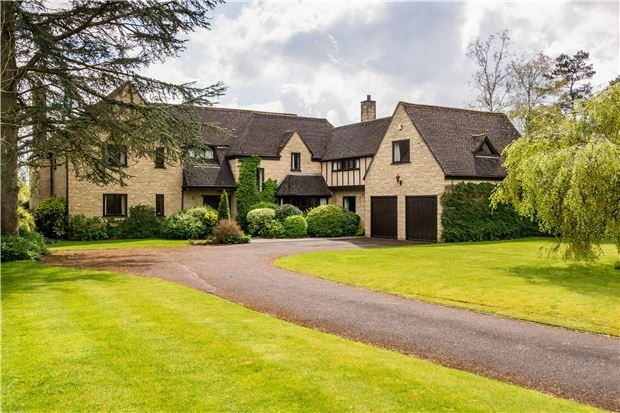 Thumbnail Detached house for sale in Breach Hill Lane, Chew Stoke