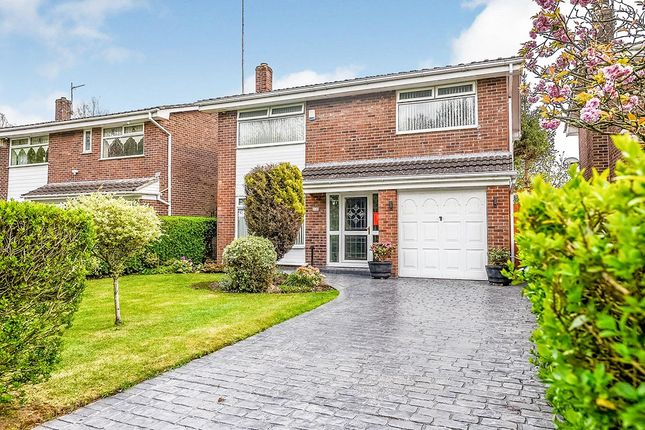 Thumbnail Detached house for sale in Cumbria Way, Liverpool, Merseyside