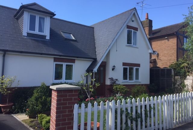 Thumbnail Detached house to rent in Lake Road, Verwood