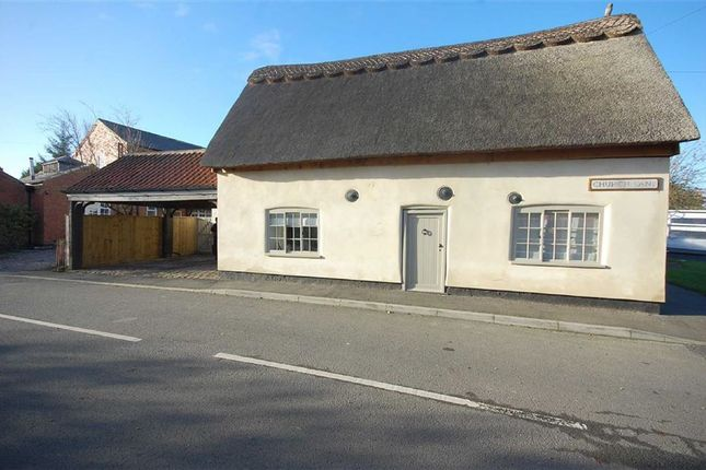 Thumbnail Cottage for sale in The Green, Upton, Nottinghamshire