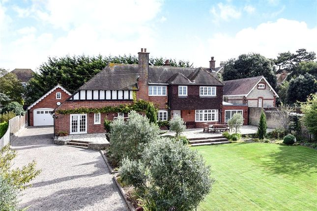 Thumbnail Detached house for sale in Melcombe Avenue, Weymouth, Dorset