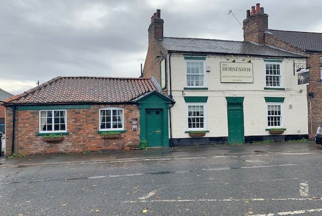 Thumbnail Pub/bar for sale in Easingwold, North Yorkshire