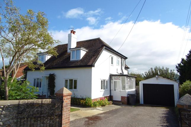 Thumbnail Detached house for sale in Harepath Road, Seaton