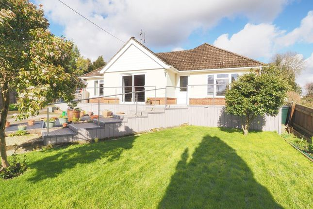 Thumbnail Bungalow for sale in Firs Road, Firsdown, Salisbury