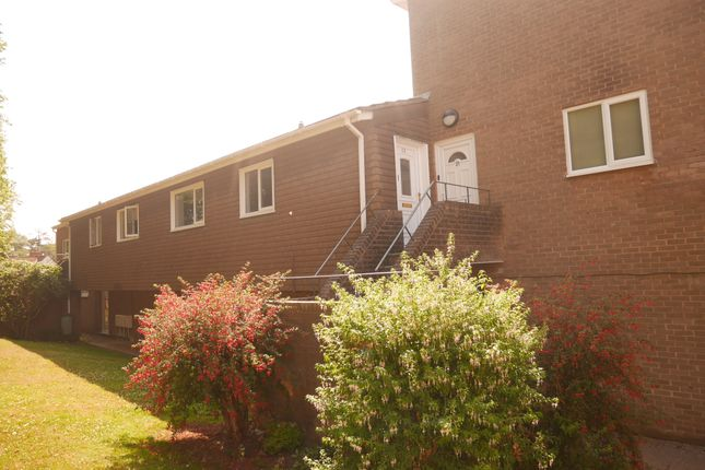 Thumbnail Flat to rent in Pennine Gardens, Weston-Super-Mare