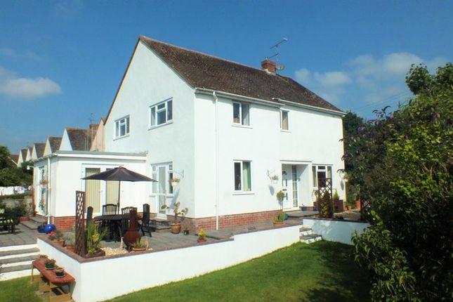 Thumbnail Detached house for sale in Ridgeway, Bridport, Dorset