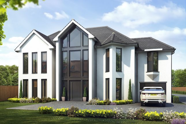 Thumbnail Detached house for sale in Stunning New Build, Hill Brow, Bickley, Bromley