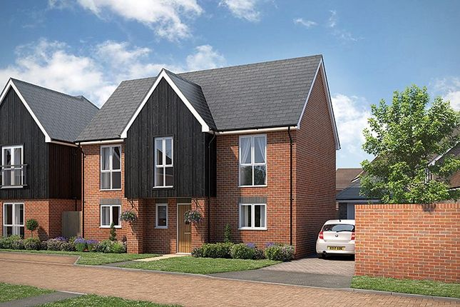 Thumbnail Detached house for sale in Arborfield Green, Arborfield
