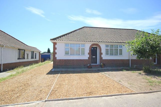 Thumbnail Bungalow for sale in Gordon Avenue, Thorpe St Andrew, Norwich