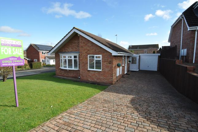 Thumbnail Detached bungalow for sale in Brantwood Road, Droitwich