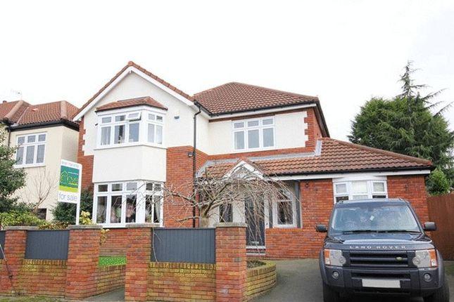 4 bed detached house for sale in Stockville Road, Calderstones, Liverpool
