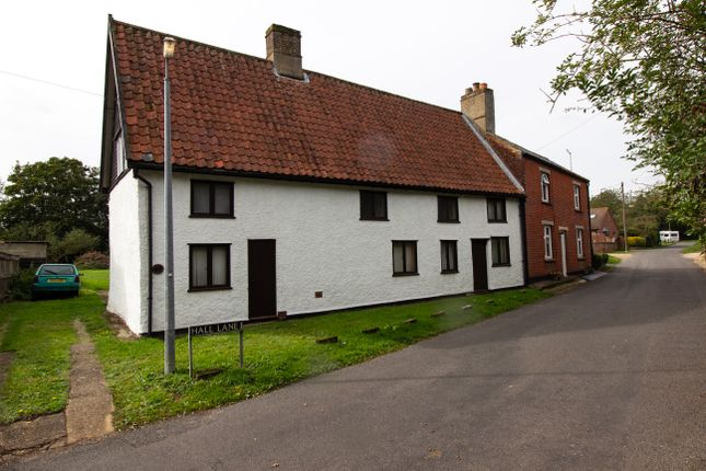 Thumbnail Semi-detached house for sale in Hall Lane, Hingham, Norfolk